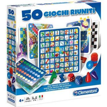 50 Giochi Riuniti (Gioco Clementoni)
