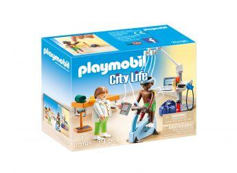 Playmobil 70195 Fisioterapista (Playmobil City Life) su ARSLUDICA.com
