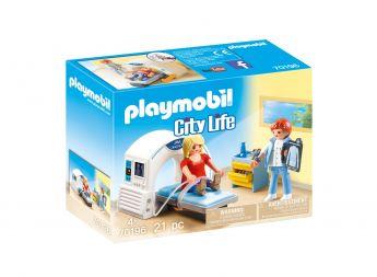 Playmobil 70196 Radiologo (Playmobil City Life) su ARSLUDICA.com
