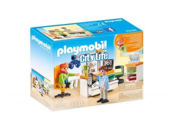 Playmobil 70197 Oculista (Playmobil City Life) su ARSLUDICA.com