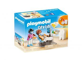 Playmobil 70198 Dentista (Playmobil City Life)