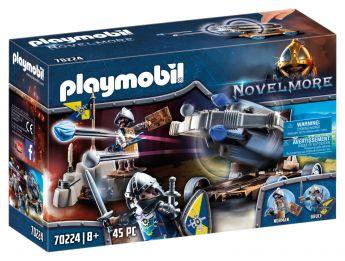 Playmobil 70224 Cavalieri di Novelmore con Balestra (Playmobil Novelmore) su ARSLUDICA.com