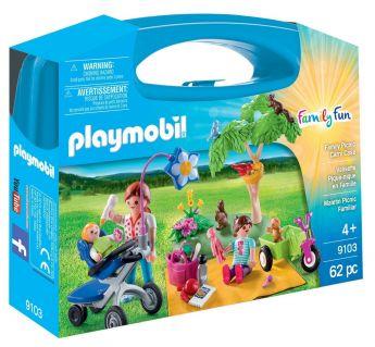 Playmobil 9103 Valigetta Grande Picnic (Playmobil Valigetta)
