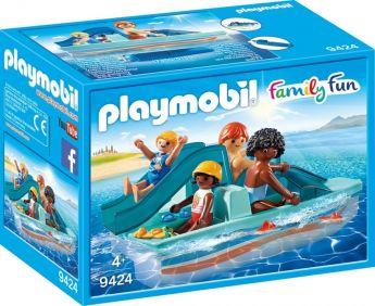 Playmobil 9424 Pedalò (Playmobil Family Fun)