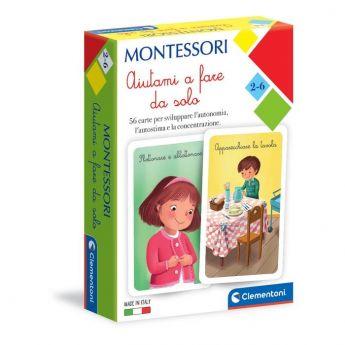 Aiutami a Fare da Solo Montessori Clementoni