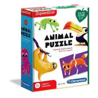 Animal Puzzle (Clementoni Sapientino)