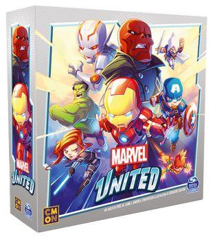 Marvel United Asmodee | Gioco da Tavolo
