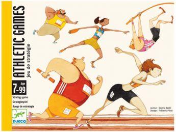 Athletic Games | Gioco di Carte Djeco