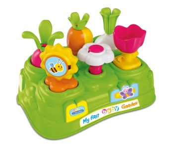 Baby Garden Clementoni su ARSLUDICA.com