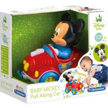 Baby Mickey Macchina trainabile (Infanzia Baby Clementoni)