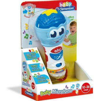 Baby Microfono (Infanzia Baby Clementoni)