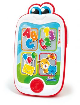 Baby Smartphone Clementoni Baby su ARSLUDICA.com