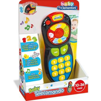 Baby Telecomando (Infanzia Baby Clementoni)