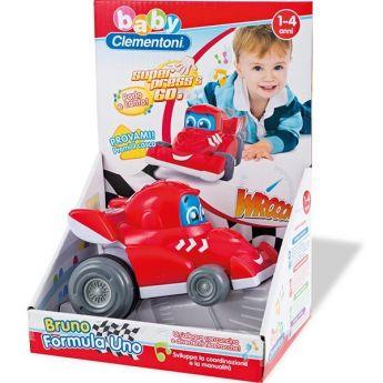 Bruno Formula 1 (Infanzia Baby Clementoni)