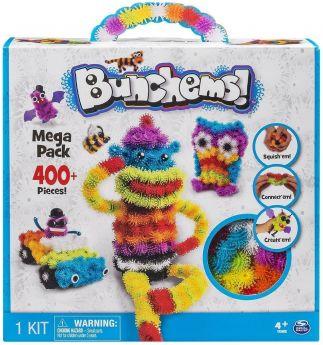 Bunchems - Kit Mega 400 pz (Gioco Spin Master)