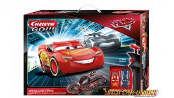 PISTA Go! Disney·Pixar Cars Speed Challenge