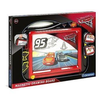 Cars 3 - Lavagna Magnetica (Gioco Clementoni)