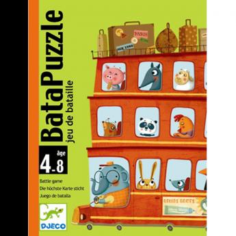 Batapuzzle (Carte Djeco)