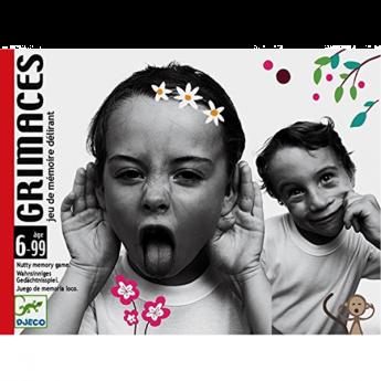 Grimaces (Gioco di Carte Djeco)