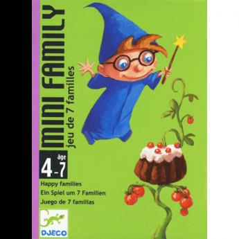 Mini Family (Gioco di Carte Djeco)