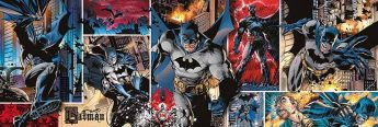 Puzzle 1000 Pezzi Clementoni Panorama Batman | Puzzle Supereroi