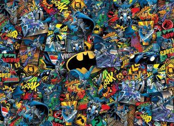 Puzzle 1000 Pezzi Clementoni Batman Impossible | Puzzle Supereroi