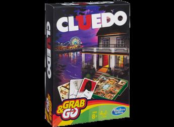 Cluedo Travel Gioco da Tavolo