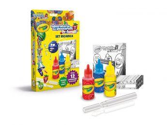 Set Ricarica Laboratorio dei Pennarelli Profumelli Crayola su ARSLUDICA.com