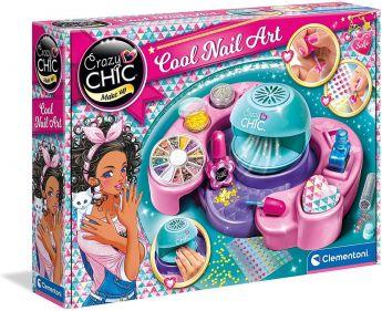 Cool Nail Art Crazy Chic Clementoni