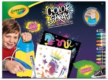 Color Spray Crayola