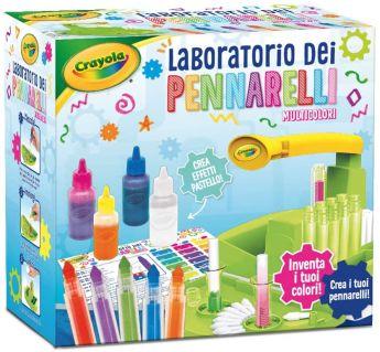 Laboratorio dei Pennarelli Multicolori Crayola