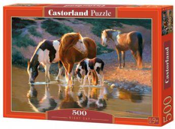 Night Cap (Puzzle 500 pezzi Castorland)