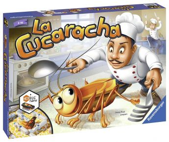 La Cucaracha Gioco da Tavolo Ravensburger su ARSLUDICA.com