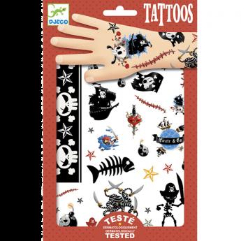 Pirates (Tattoo Djeco Design By)