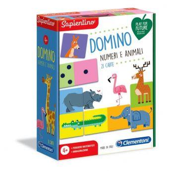 Domino Numeri e Animali! Sapientino Clementoni