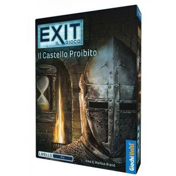 Exit: il Castello Proibito Escape Room Giochi Uniti