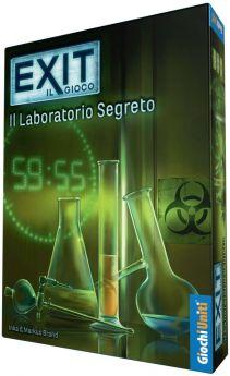 Exit: Il Laboratorio Segreto Escape Room Giochi Uniti