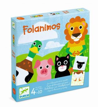 FOLANIMOS | Gioco da Tavolo Djeco