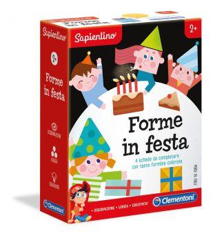 Forme in Festa Sapientino Clementoni su ARSLUDICA.com