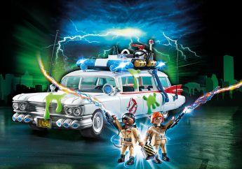 Ghostbusters Ecto-1 Playmobil Ghostbuster 9220 su ARSLUDICA.com