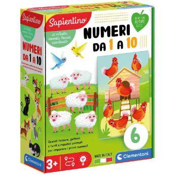 Gioca Numeri Sapientino Clementoni