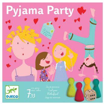 Gioco da tavolo Pyjama Party DJECO su ARSLUDICA.com