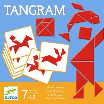 Gioco da Tavolo Tangram DJECO su ARSLUDICA.com