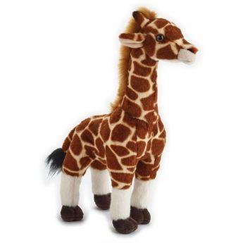 Giraffa 30 cm National Geographics (Peluche Venturelli)