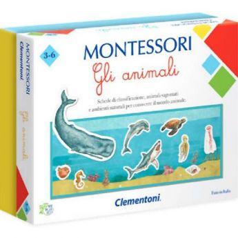 Gli Animali - Montessori (Gioco Educativo Clementoni)