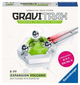 GraviTrax Espansione Vulcano Ravensburger su ARSLUDICA.com
