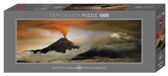 Volcano (Humboldt Puzzle Heye 1000 pezzi)