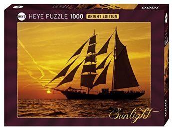 Puzzle 1000 Pezzi Heye Favole Dark Rose | Puzzle Fantasy