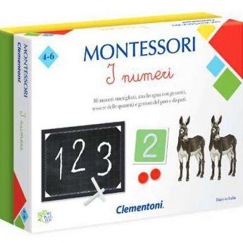 I Numeri - Montessori (Gioco Educativo Clementoni)