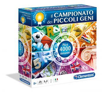 Il Campionato dei Piccoli Geni Clementoni su ARSLUDICA.com